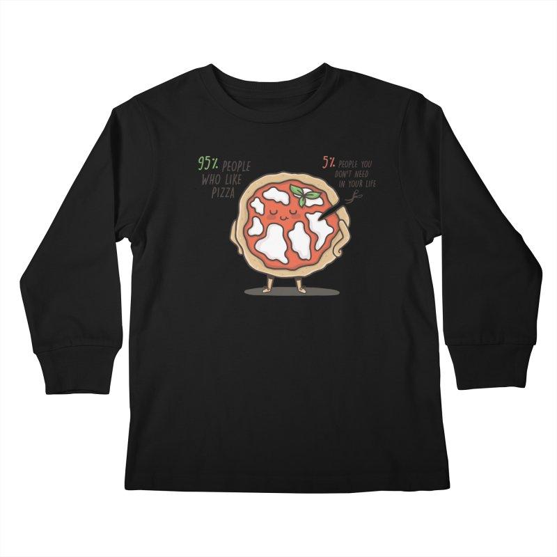 Who Needs Them!  Kids Longsleeve T-Shirt by Slogantees