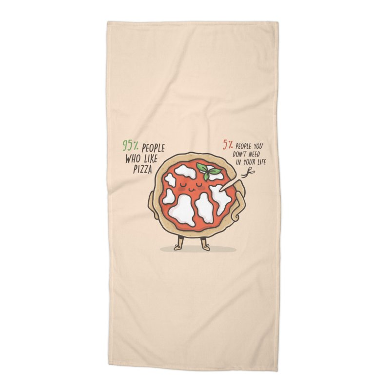 Who Needs Them!  Accessories Beach Towel by Slogantees