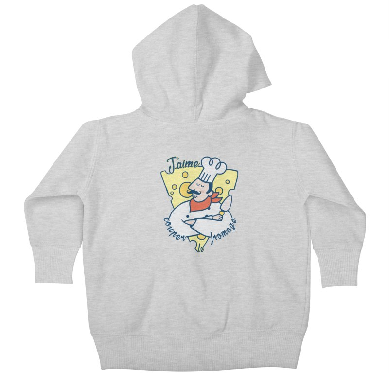 J'aime Couper le Fromage   by Slogantees