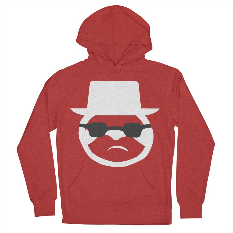 Heisensloth Women's French Terry Pullover Hoody by slothcrew's Artist Shop