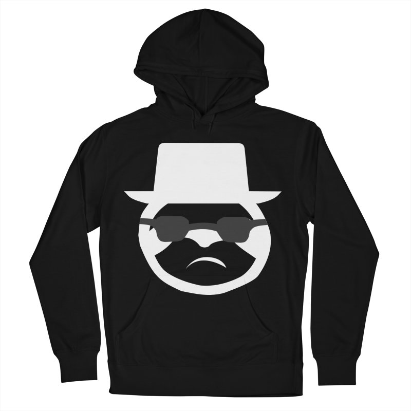 Heisensloth Men's French Terry Pullover Hoody by slothcrew's Artist Shop