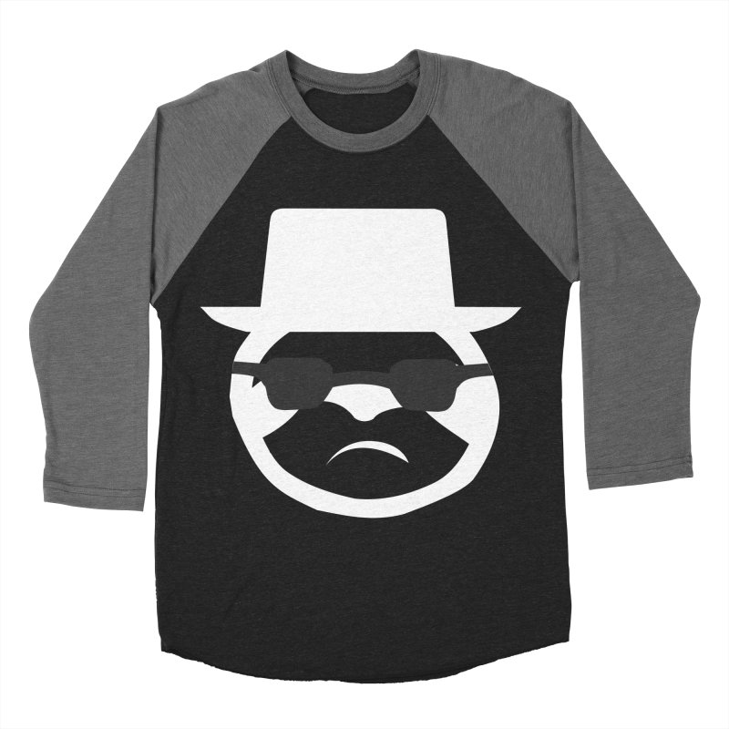 Heisensloth Women's Baseball Triblend Longsleeve T-Shirt by slothcrew's Artist Shop