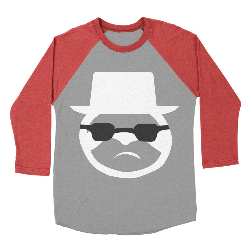 Heisensloth Men's Baseball Triblend Longsleeve T-Shirt by slothcrew's Artist Shop