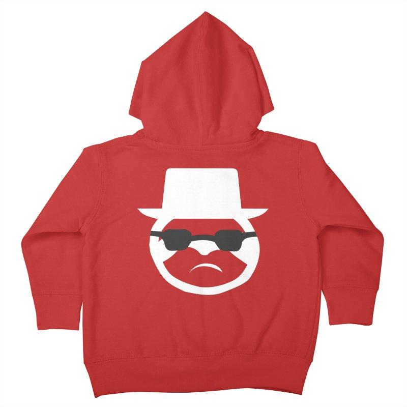Heisensloth Kids Toddler Zip-Up Hoody by slothcrew's Artist Shop