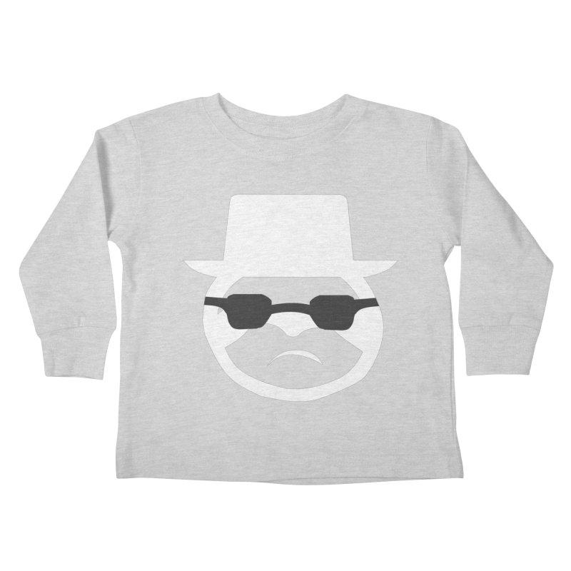 Heisensloth Kids Toddler Longsleeve T-Shirt by slothcrew's Artist Shop