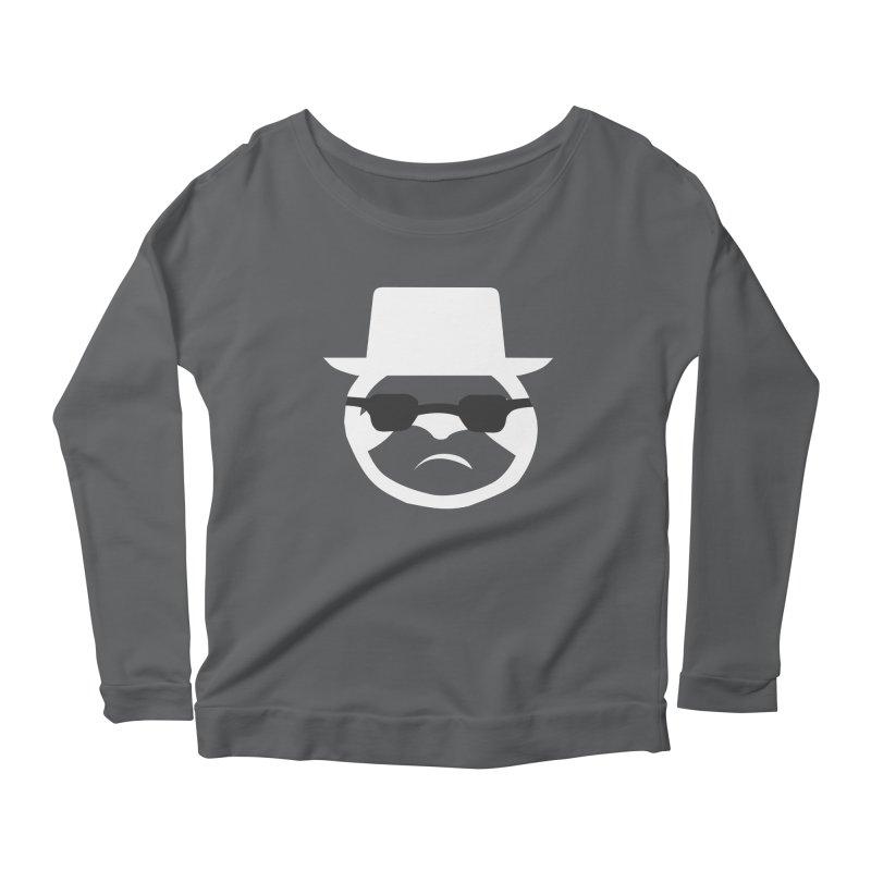 Heisensloth Women's Scoop Neck Longsleeve T-Shirt by slothcrew's Artist Shop