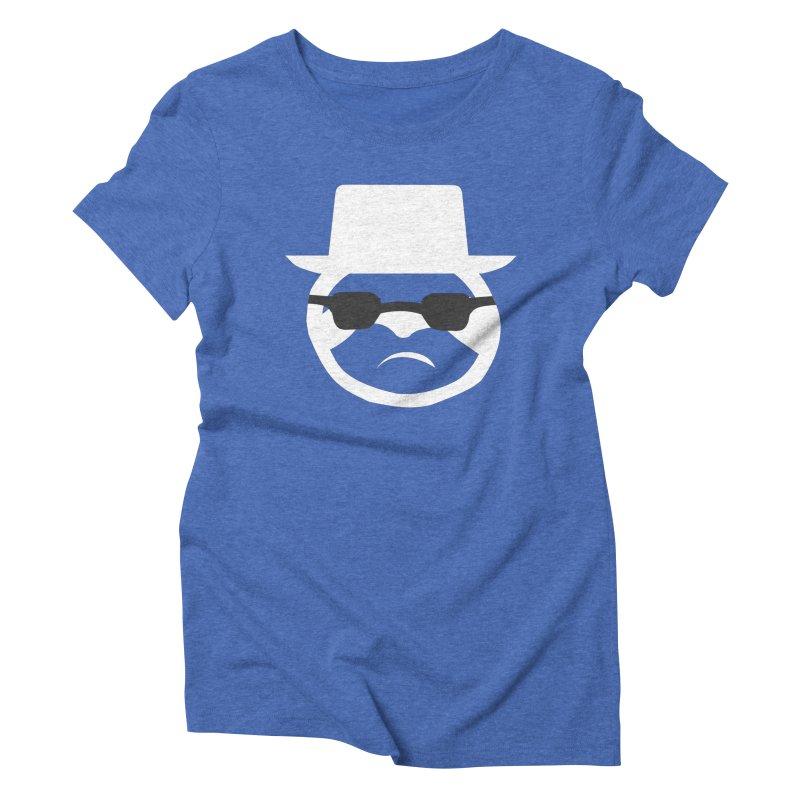 Heisensloth Women's Triblend T-Shirt by slothcrew's Artist Shop