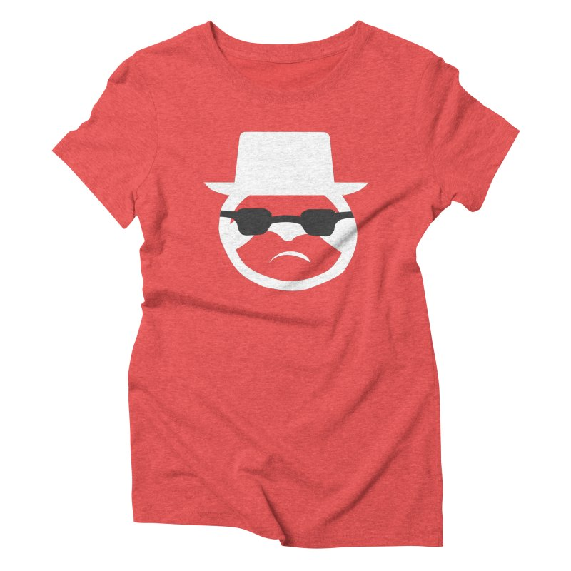 Heisensloth Women's Triblend T-Shirt by slothcrew's Artist Shop