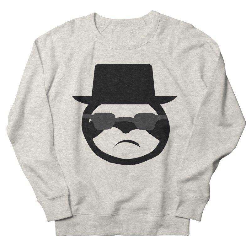 Heisensloth Women's French Terry Sweatshirt by slothcrew's Artist Shop