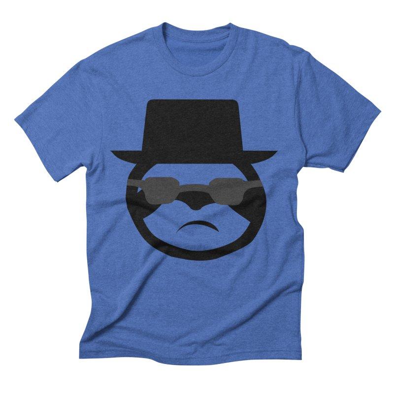 Heisensloth Men's Triblend T-Shirt by slothcrew's Artist Shop