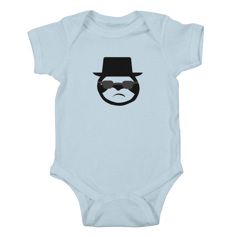 Heisensloth Kids Baby Bodysuit by slothcrew's Artist Shop