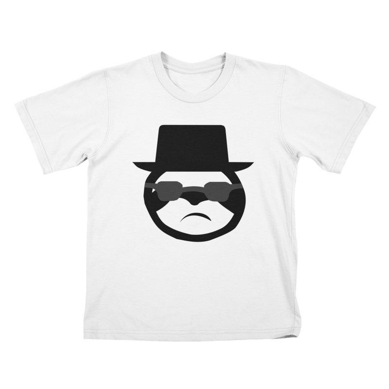 Heisensloth Kids T-Shirt by slothcrew's Artist Shop
