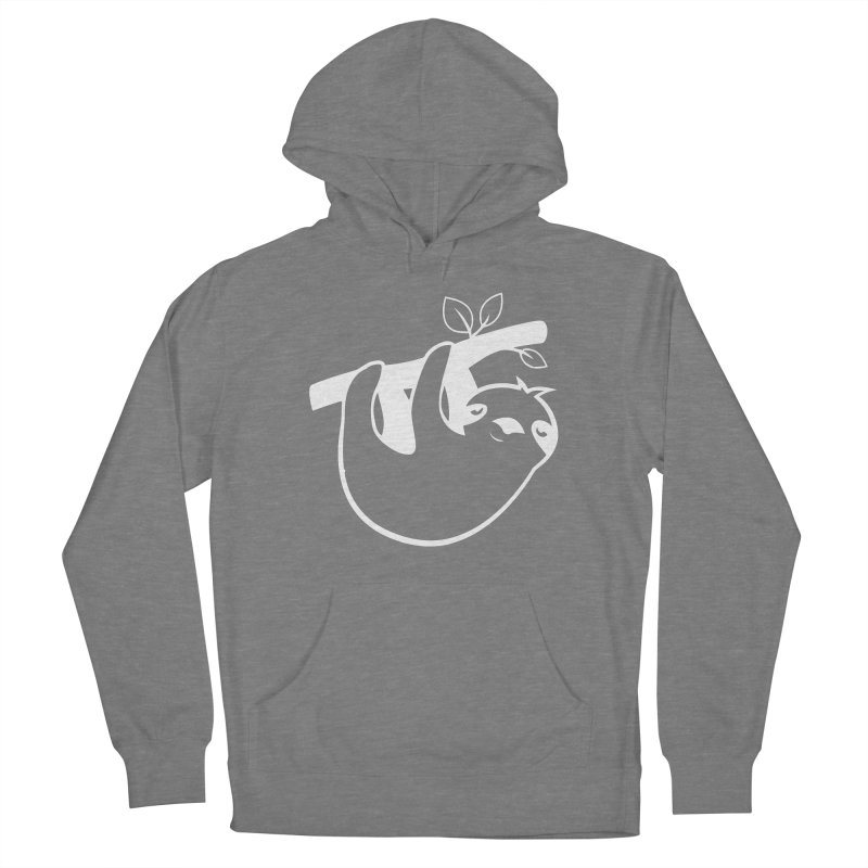 Hang in there Women's Pullover Hoody by slothcrew's Artist Shop