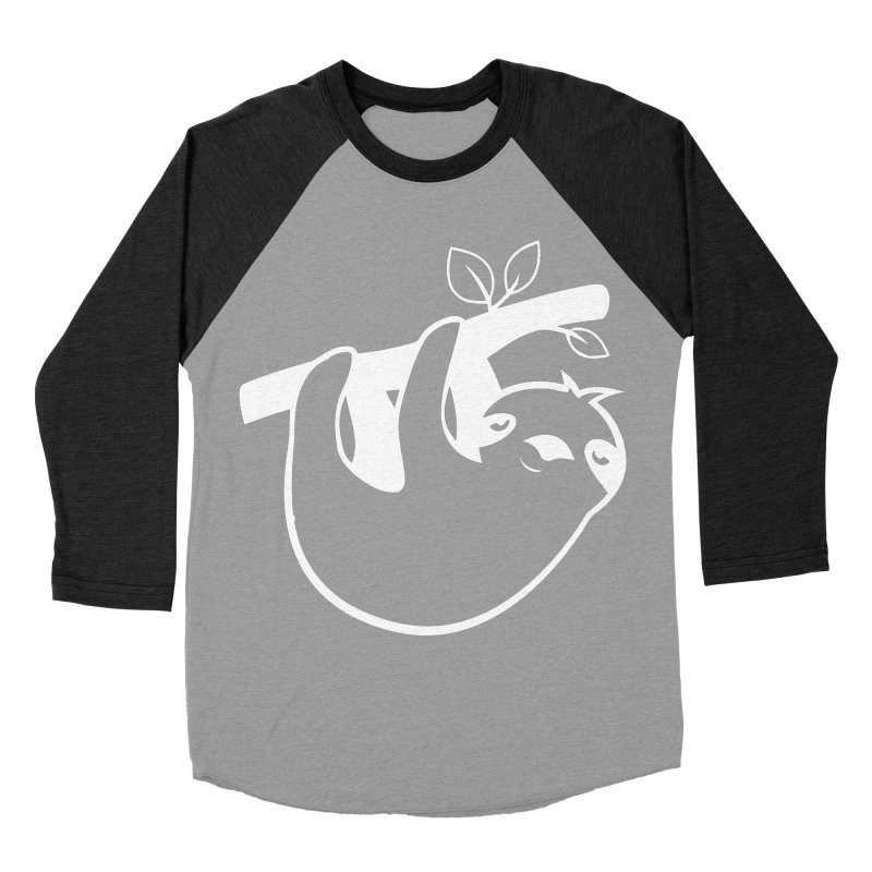 Hang in there Women's Baseball Triblend Longsleeve T-Shirt by slothcrew's Artist Shop