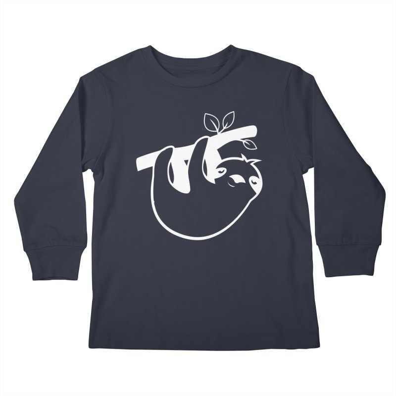 Hang in there Kids Longsleeve T-Shirt by slothcrew's Artist Shop