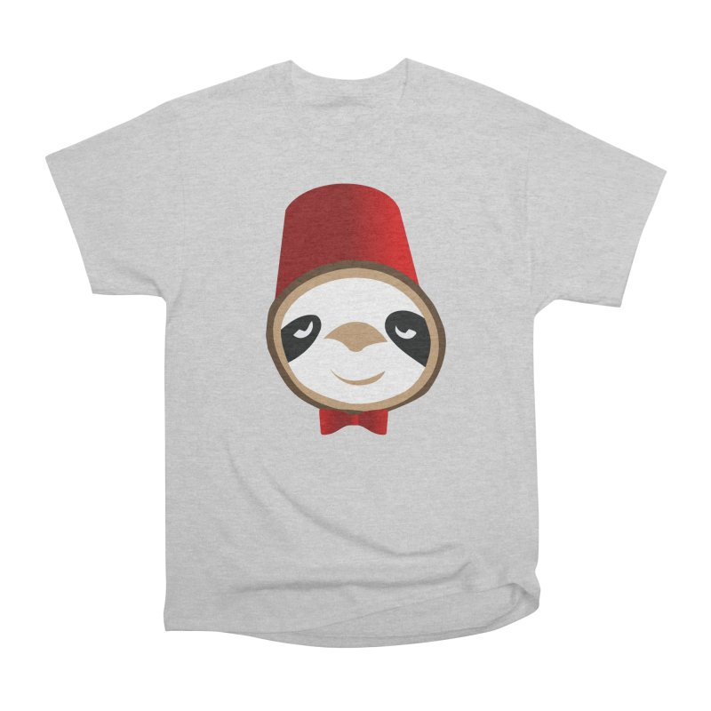 Doctor Sloth Men's T-Shirt by slothcrew's Artist Shop