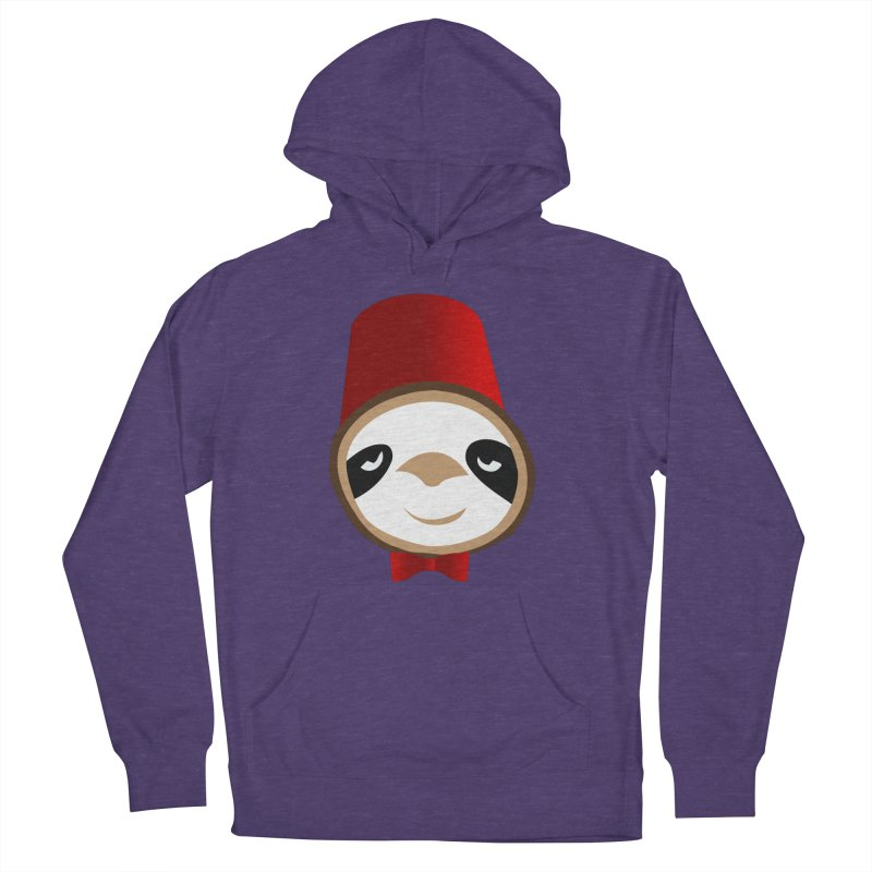 Doctor Sloth Women's French Terry Pullover Hoody by slothcrew's Artist Shop