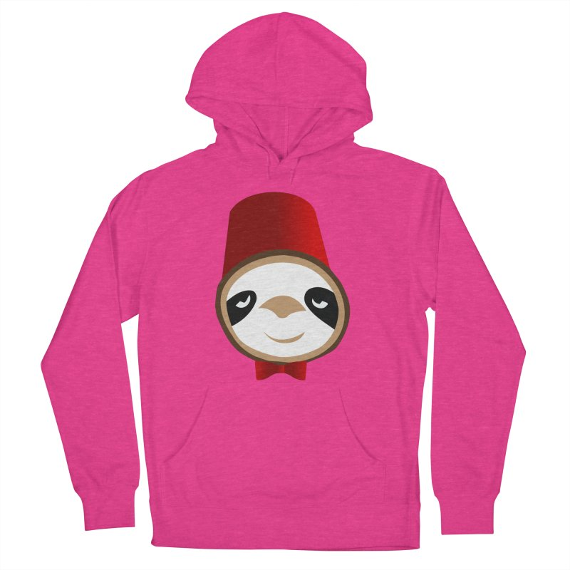 Doctor Sloth Men's French Terry Pullover Hoody by slothcrew's Artist Shop