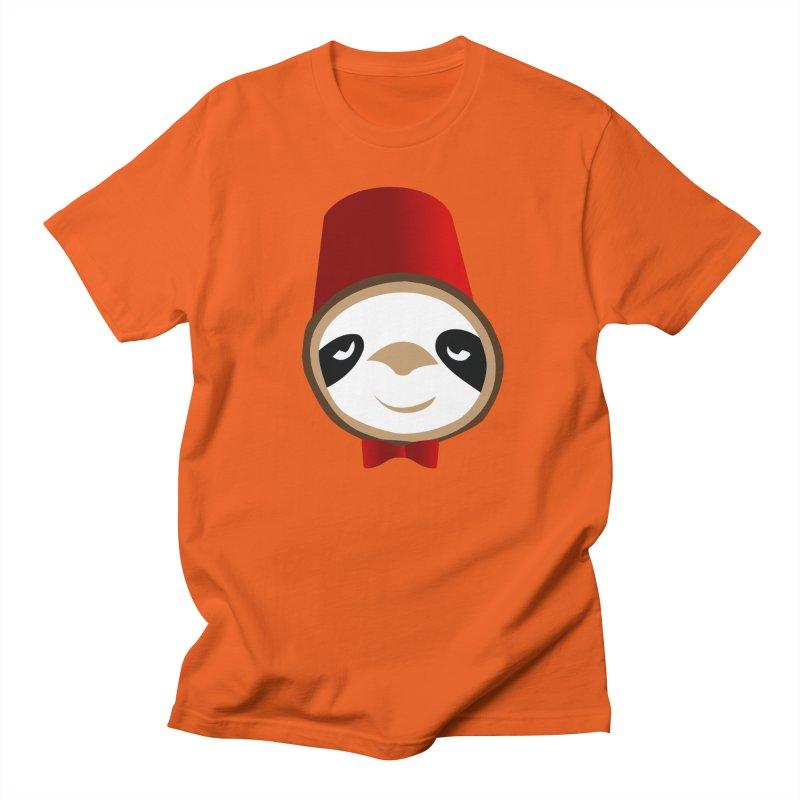 Doctor Sloth Women's Regular Unisex T-Shirt by slothcrew's Artist Shop