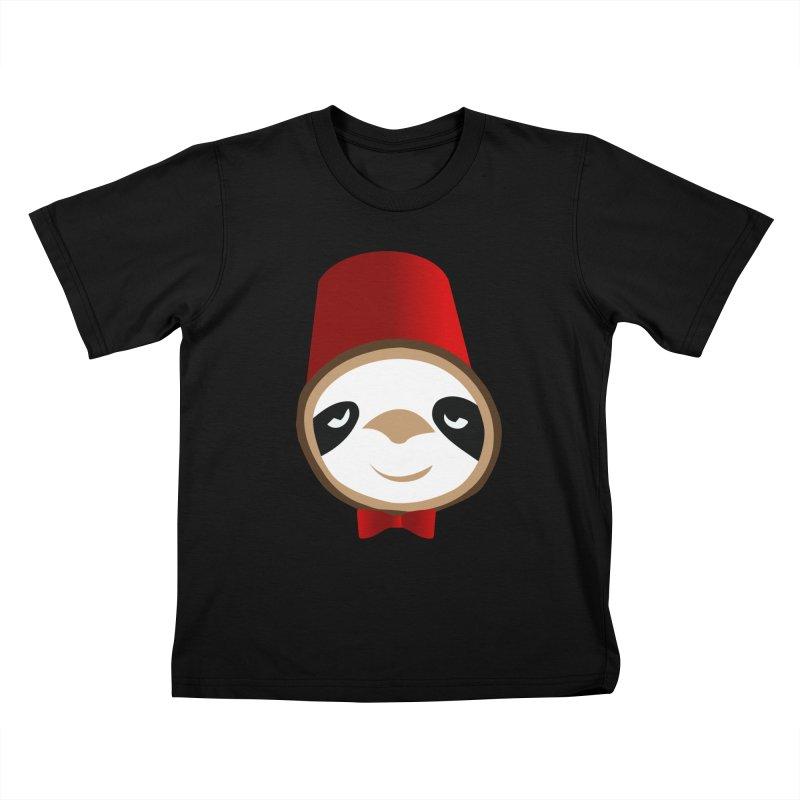 Doctor Sloth Kids T-Shirt by slothcrew's Artist Shop