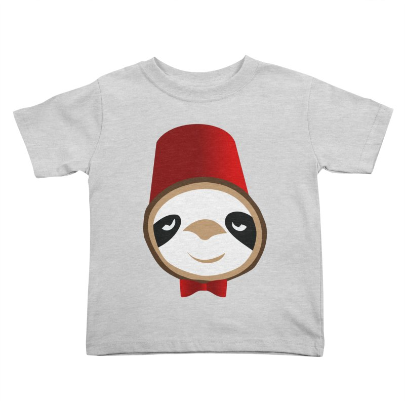 Doctor Sloth Kids Toddler T-Shirt by slothcrew's Artist Shop