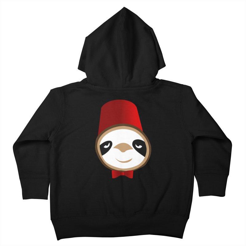 Doctor Sloth Kids Toddler Zip-Up Hoody by slothcrew's Artist Shop