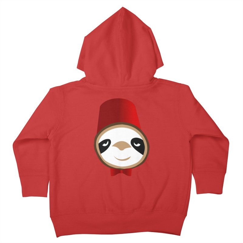 Doctor Sloth Kids Toddler Zip-Up Hoody by slothcrew's Artist Shop