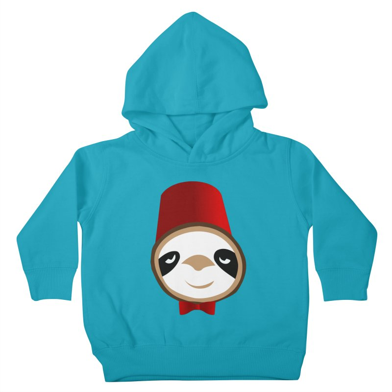 Doctor Sloth Kids Toddler Pullover Hoody by slothcrew's Artist Shop