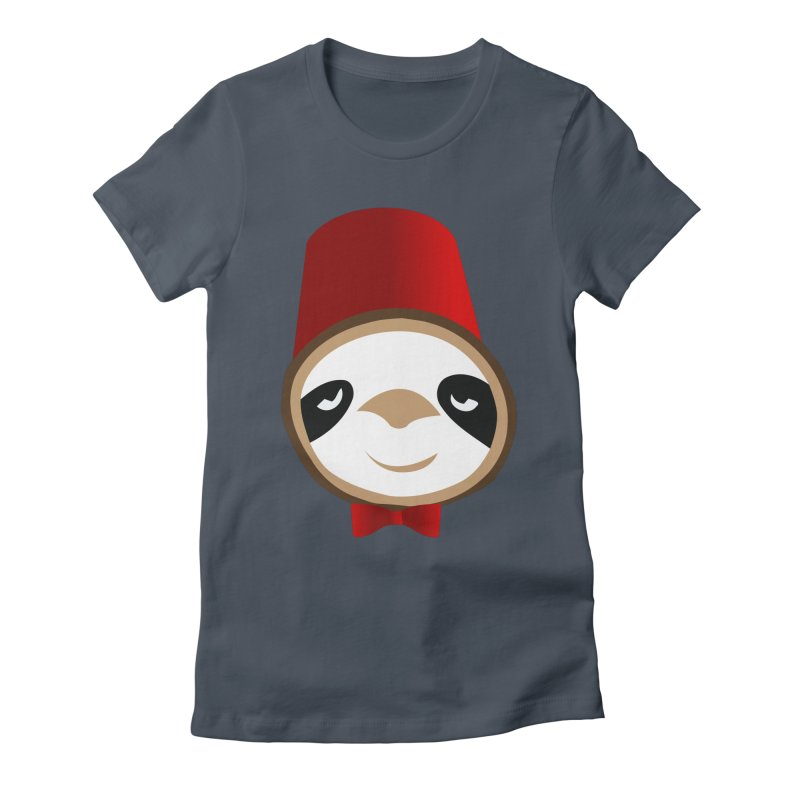 Doctor Sloth Women's T-Shirt by slothcrew's Artist Shop