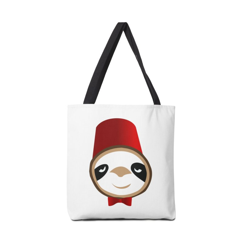 Doctor Sloth Accessories Tote Bag Bag by slothcrew's Artist Shop