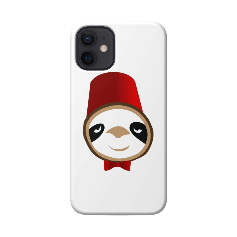 Doctor Sloth Accessories Phone Case by slothcrew's Artist Shop