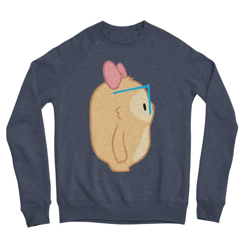 Slothilda Profile Women's Sponge Fleece Sweatshirt by SLOTHILDA