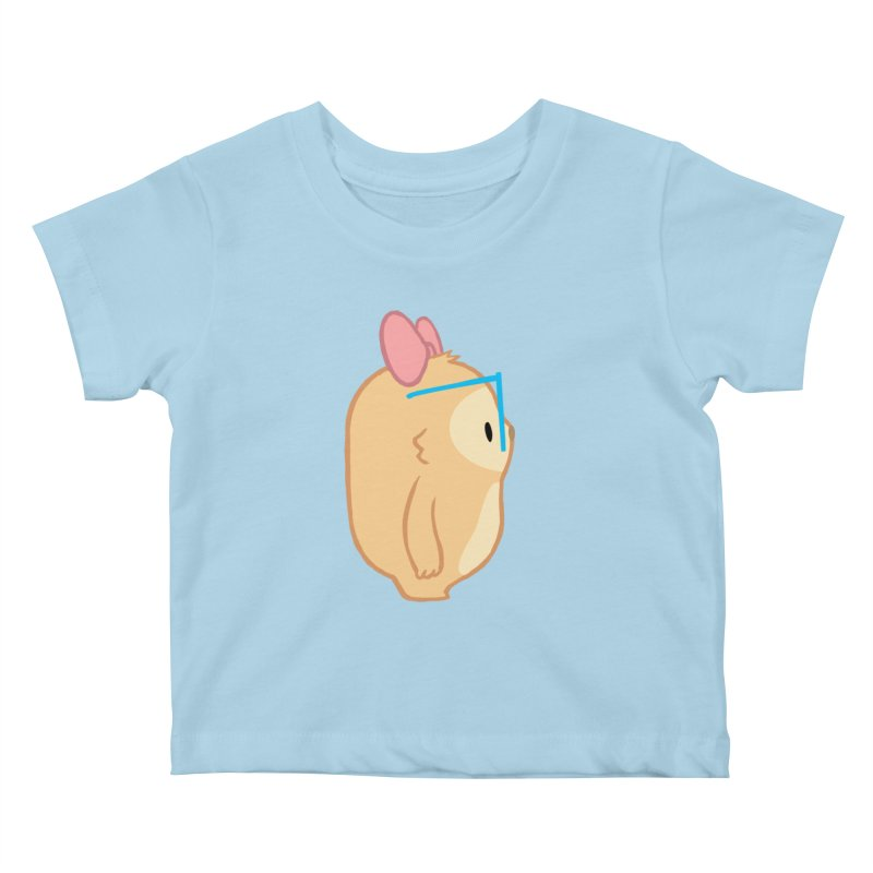 Slothilda Profile Kids Baby T-Shirt by SLOTHILDA