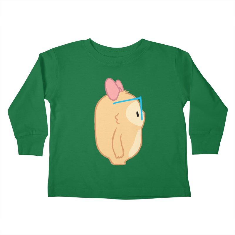 Slothilda Profile Kids Toddler Longsleeve T-Shirt by SLOTHILDA
