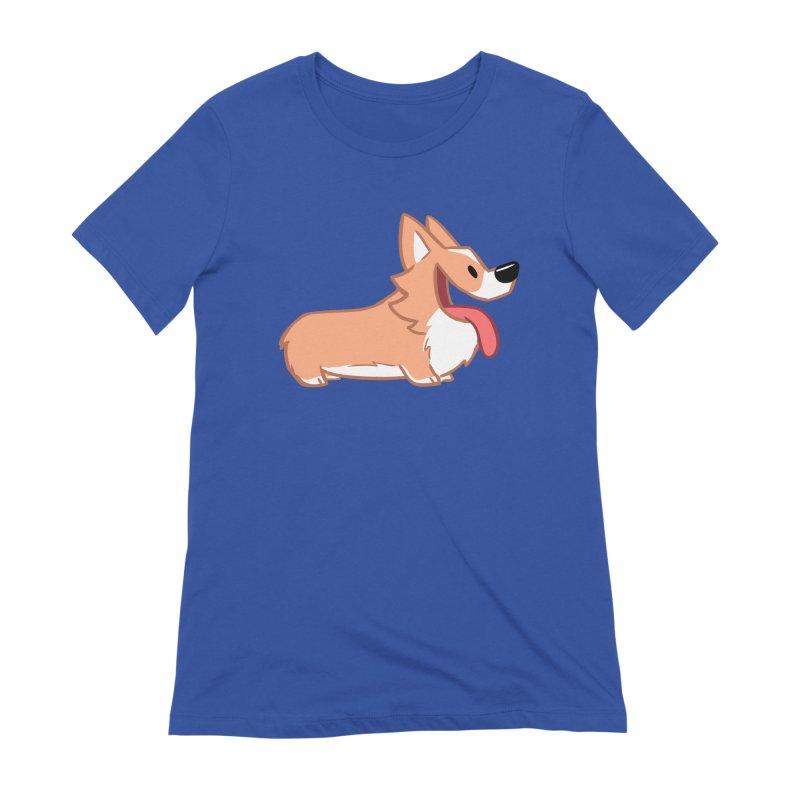Peanut Women's Extra Soft T-Shirt by SLOTHILDA