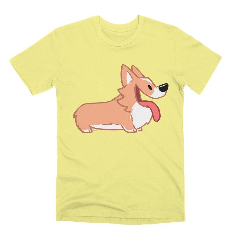 Peanut Men's Premium T-Shirt by SLOTHILDA