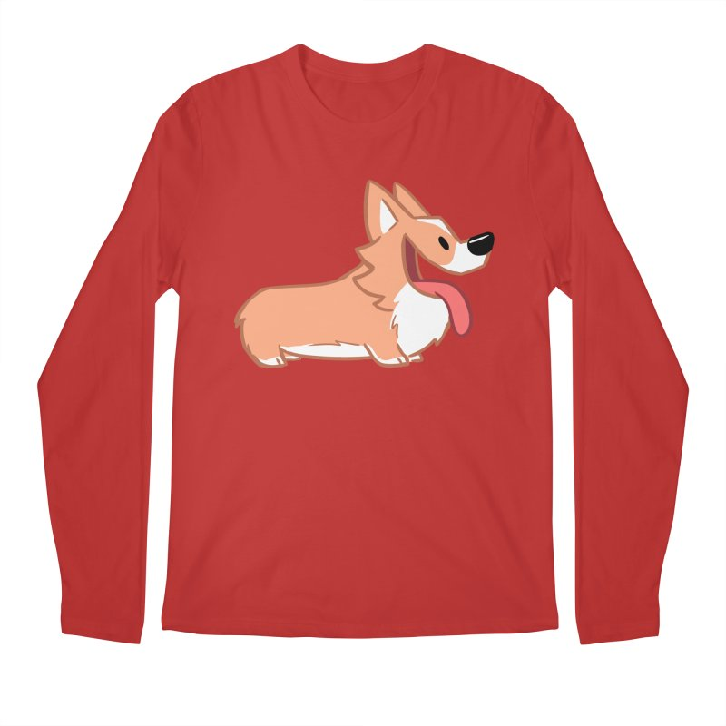 Peanut Men's Regular Longsleeve T-Shirt by SLOTHILDA