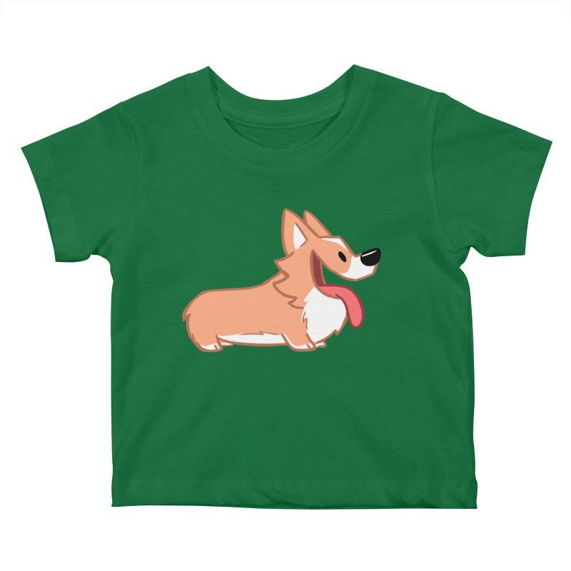 Peanut Kids Baby T-Shirt by SLOTHILDA