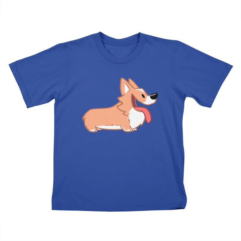 Peanut Kids T-Shirt by SLOTHILDA