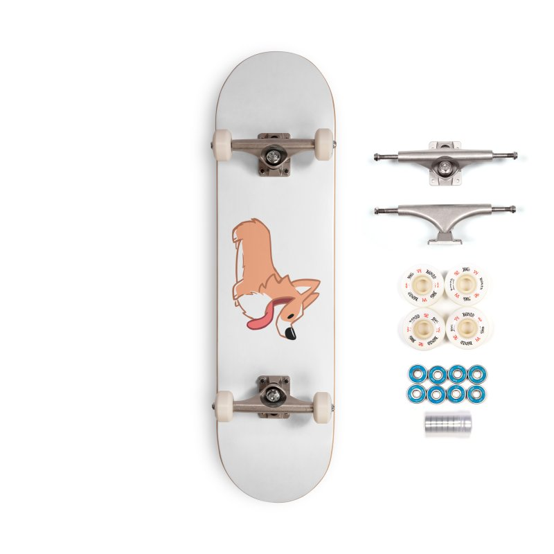 Peanut Accessories Complete - Premium Skateboard by SLOTHILDA