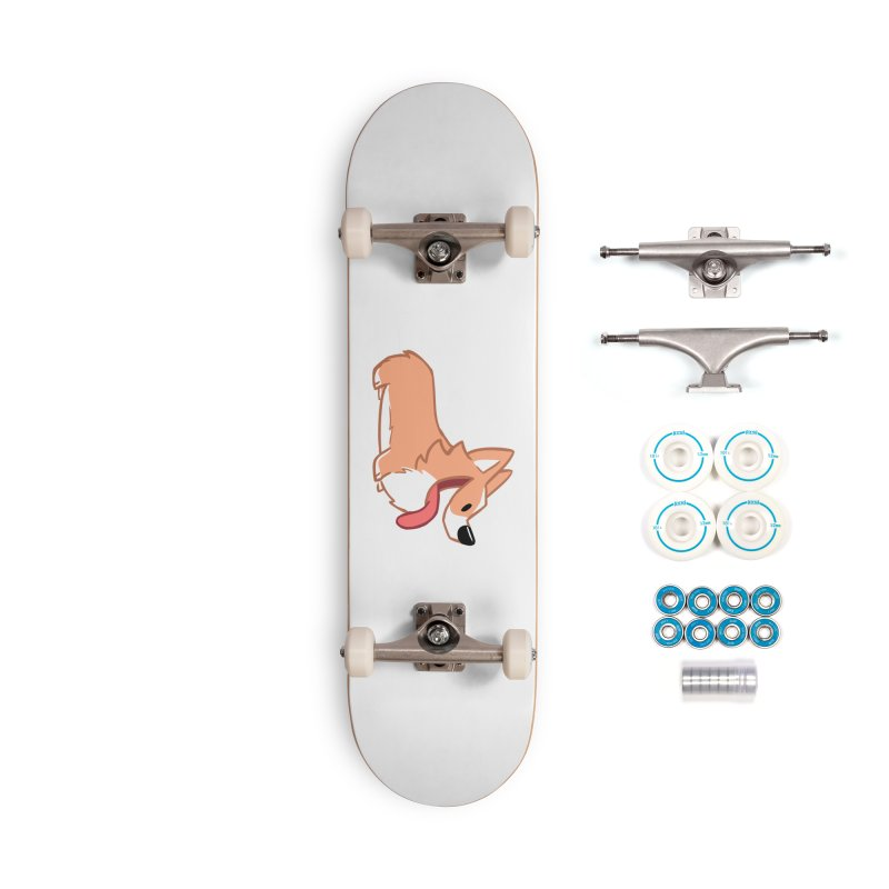 Peanut Accessories Complete - Basic Skateboard by SLOTHILDA