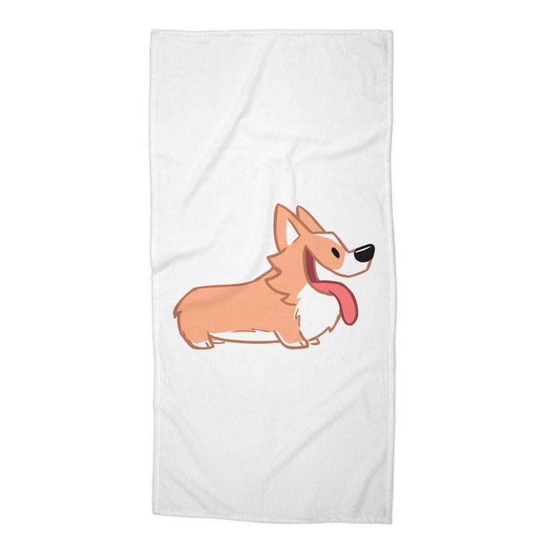 Peanut Accessories Beach Towel by SLOTHILDA