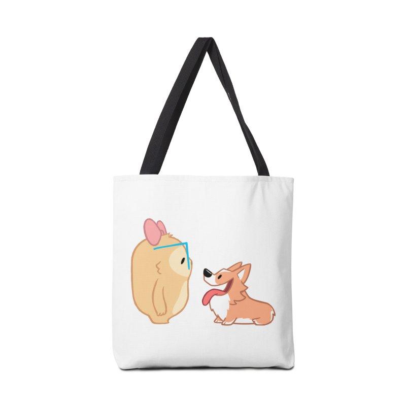 Slothilda & Peanut Accessories Bag by SLOTHILDA