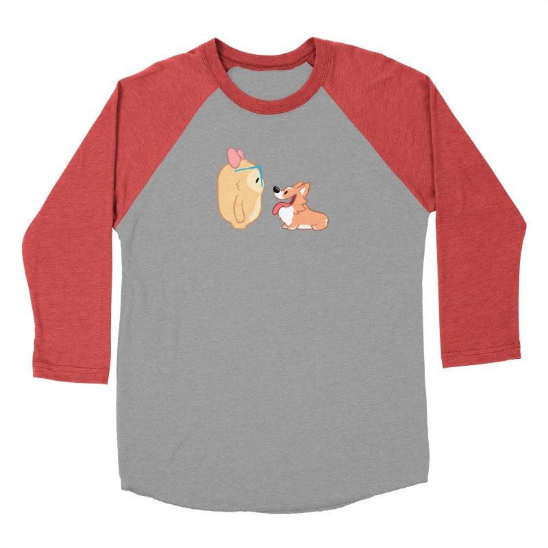 Slothilda & Peanut Men's Longsleeve T-Shirt by SLOTHILDA