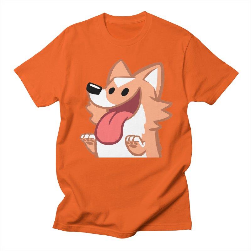Peanut Face Men's Regular T-Shirt by SLOTHILDA