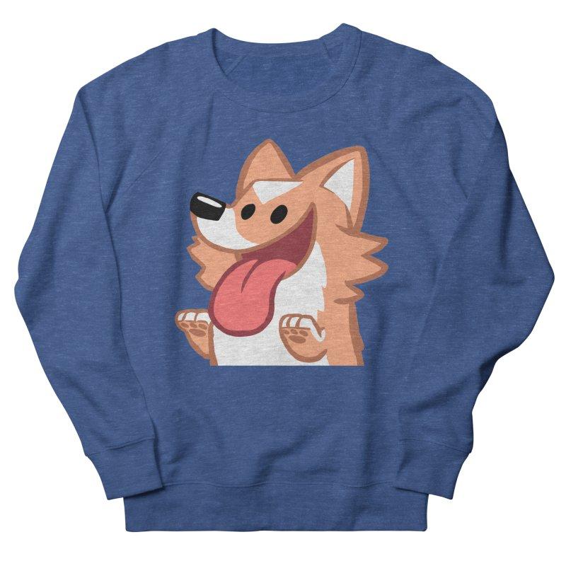 Peanut Face Men's Sweatshirt by SLOTHILDA