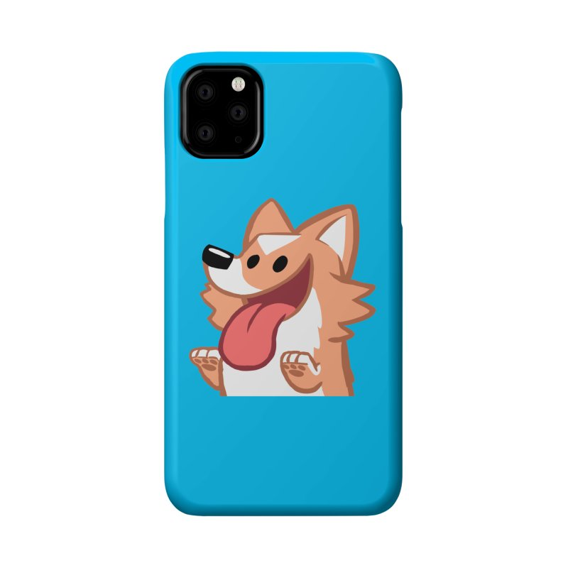 Peanut Face Accessories Phone Case by SLOTHILDA