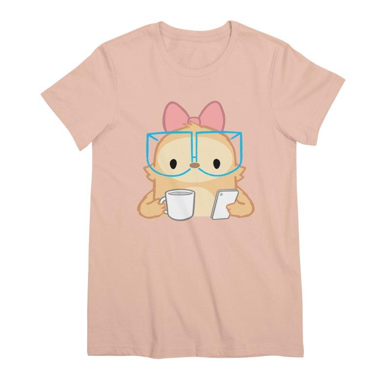 Slothilda Women's Premium T-Shirt by SLOTHILDA