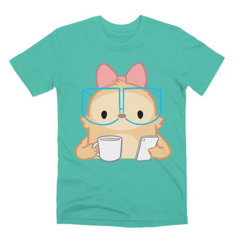 Slothilda Men's Premium T-Shirt by SLOTHILDA