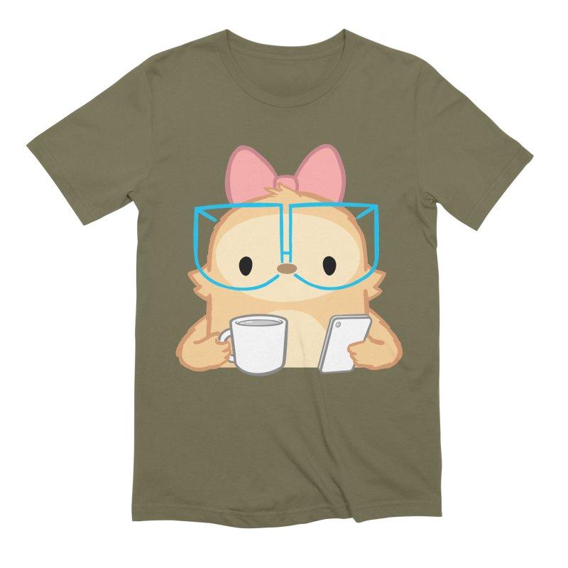 Slothilda Men's Extra Soft T-Shirt by SLOTHILDA